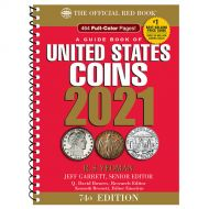 2021 The Official Red Book 74th Edition