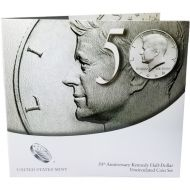 2014 Kennedy Half Dollar Two-Coin Uncirculated Set
