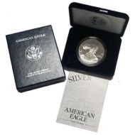 1994 American Silver Eagle - Proof