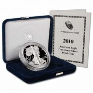 2010 American Silver Eagle - Proof