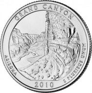2010 Grand Canyon - P Roll (40 Coins)