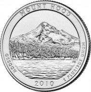 2010 Mount Hood - P Roll (40 Coins)