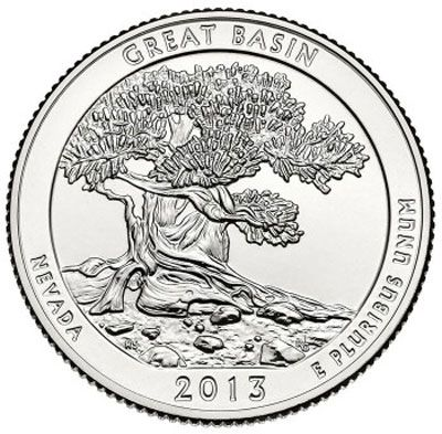 2013 Great Basin - D Roll (40 Coins)