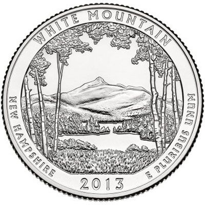 2013 White Mountain - D Roll (40 Coins)