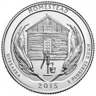 2015 Homestead - D Roll (40 Coins)