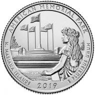 2019 American Memorial  - D Roll (40 Coins)