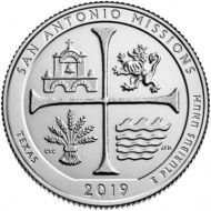 2019 San Antonio Missions  - D Roll (40 Coins)