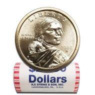 2003 D Sacagawea Dollar - BU Roll