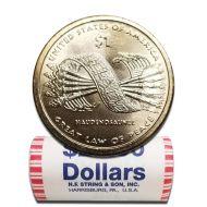 2010 P Sacagawea Dollar - BU Roll