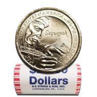 2017 D Sacagawea Dollar - BU Roll