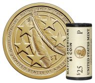 2021 P Sacagawea Dollar - BU Roll