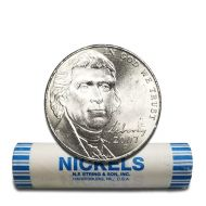 2007 P Jefferson Nickel - BU Roll