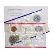 1962 United States Uncirculated Mint Set