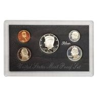 1993 United States Silver Proof Set - Coins Only