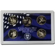 2002 United States 50 State Quarter Proof Set - Coins Only