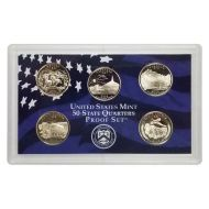 2006 United States 50 State Quarter Proof Set - Coins Only