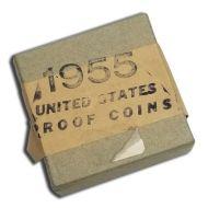 1955 United States Proof Set - Box Set