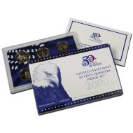 2000 United States 50 State Quarter Proof Set