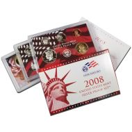 2008 United States Silver Proof Set