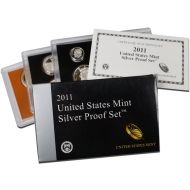 2011 United States Silver Proof Set