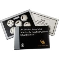 2012 United States Silver Proof Set