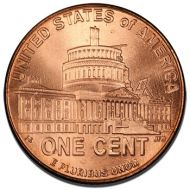 "2009 Lincoln Penny ""Presidency"" - Brilliant Uncirculated"