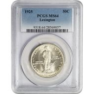 1925 Lexington-Concord Sesquicentennial - PCGS MS 64