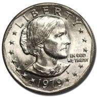 1979 P Susan B Anthony Dollar - Brilliant Uncirculated