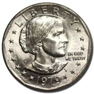 1979 S Susan B Anthony Dollar - Brilliant Uncirculated