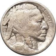 1914 Buffalo Nickel - VG (Very Good)