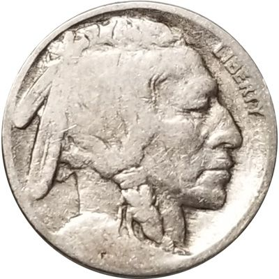 1916 Buffalo Nickel - VG (Very Good)