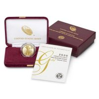 2020 American Eagle 1/4 oz. Gold Proof Coin