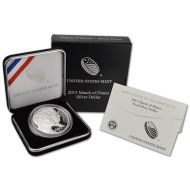 2011 Medal of Honor Proof Silver Dollar