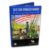 2012 United States Star-Spangled Banner Bicentennial Proof Silver Dollar Set