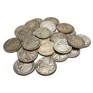 Walking Liberty Half Dollar  - Mixed Dates per Coin