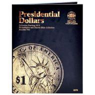 Whitman Presidential Dollar, 2012 - 2016 P & D Mint  - #2276