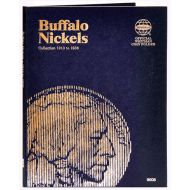 Whitman Buffalo Nickel, 1913 - 1938 - #9008