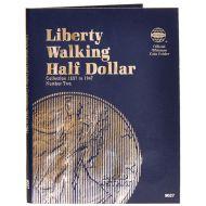 Whitman Walking Liberty Half Dollar, 1937 - 1947 - #9027