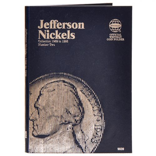 Whitman Jefferson Nickel, 1962- 1995 -  #9039