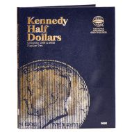 Whitman Kennedy Half Dollar, 1986 - 2003 - #9698