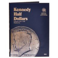 Whitman Kennedy Half Dollar, 1964 - 1985 - #9699