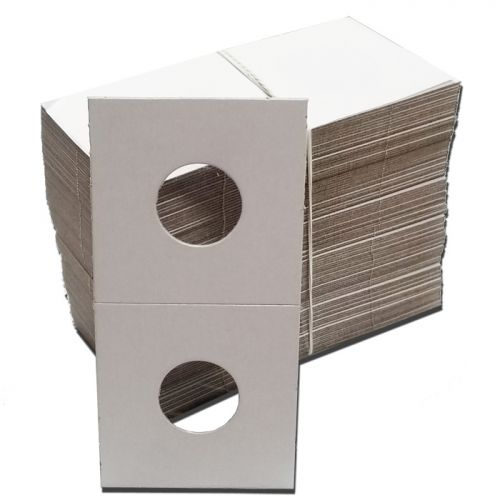 Cardboard 2x2 Holders for Cents - Qty 100