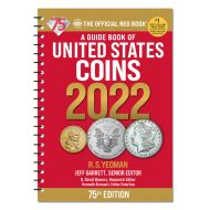 2022 The Official Red Book 75th Edition