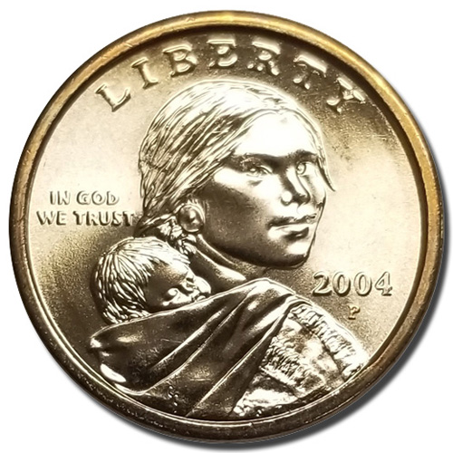 2019 S PROOF Sacagawea Dollar  sold in mint plastic